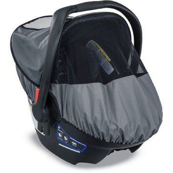 Britax B-COVERED Infant Car Seat All-Weather Cover,Gray