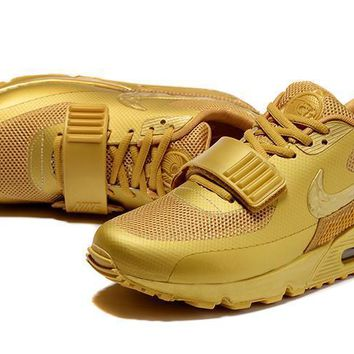Nike Air Max 90 AIR YEEZY 2 SP Gold 36-46