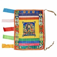 Tibetan Style Wind Hose Prayer Flag 70 cm x 95 cm
