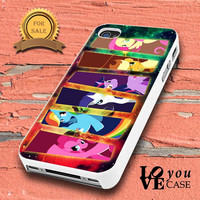 My Little Pony Friendship Nebula Galaxy for iphone, ipod, samsung galaxy, HTC and Nexus PHONE CASE