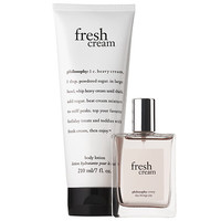 philosophy Fresh Cream Set