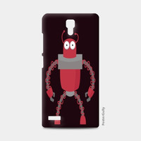 Alien  Redmi Note Cases | Artist : Paresh Godhwani