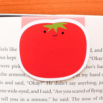 Tomato Magnetic Bookmark