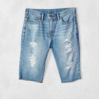 Levi's 511 Hole In The Sky Destroyed Denim Short