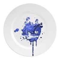 Undercover Antiques Plate Set by Young & Battaglia | Generate Design