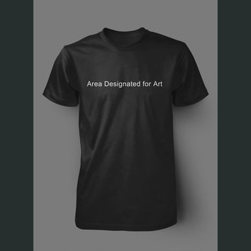 Area Designated for Art Shirt