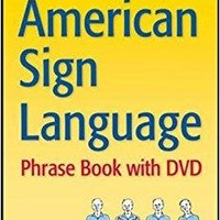 The American Sign Language Phrase Book PAP/DVD