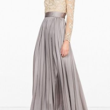 Catherine Deane | Leigh Split Skirt Maxi Dress by Catherine Deane