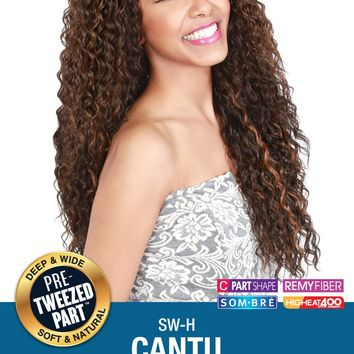 Zury SIS SW-H Cantu Lace Front Wig