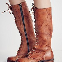 Free People Campus Lace Up Boot