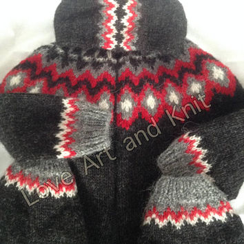 Ready to ship, overall, baby clothing, children, kids fall, handmade, icelandic wool, kids winter, warm clothing, baby winter clothes,