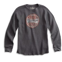 Lucky Brand Triumph Of The World Boys - Charcoal