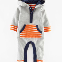 Cosy Hooded Romper