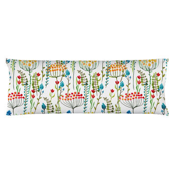 Spring Fields Body Pillow