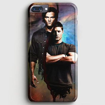 Supernatural Dean Winchester iPhone 7 Plus Case