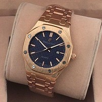 """Audemars Piguet"" Popular Unisex Casual Quartz Watches Lovers Wristwatch I"