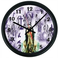 MARILYN MANSON NOVELTY WALL CLOCK ROCK BAND on eBay!