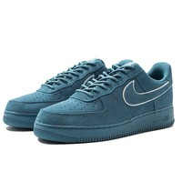 nike AIR FORCE 1 '07 LV8 SUEDE NOISE AQUA/NOISE AQUA-BLUE FORCE bei KICKZ.com