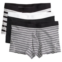 H&M - 3-pack Boxer Shorts - Black - Men