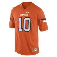 Nike College Football Game (Oklahoma State) Men's Jersey