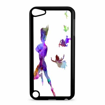 Peter Pan In Watercolor iPod Touch 5 Case