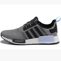 """Adidas"" Women Men Trending NMD Running Sports Shoes Grey"