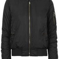 True MA1 Padded Bomber Jacket - Bomber Jackets - Jackets & Coats - Clothing
