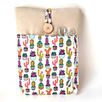 Cactus Laptop Case Custom Sleeve 10, 11, 12, 13, 14, 15, 16, 17 inch Cover Macbook Pouch Lenovo Sony Dell Acer HP Asus, Sony, Succulent Bag