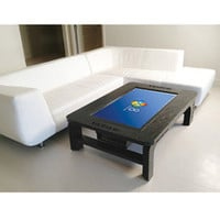 The Giant Coffee Table Touchscreen Computer