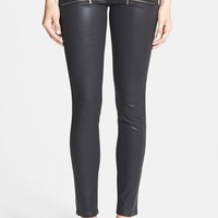 Women's Paige Denim 'Edgemont' Coated Ultra Skinny Jeans ,