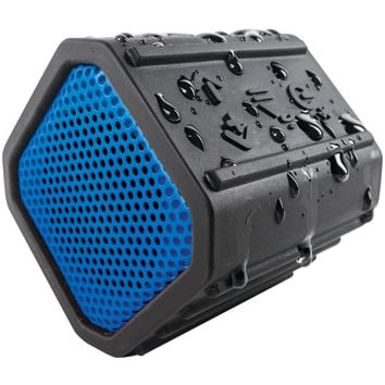 Ecoxgear Ecopebble Bluetooth Speaker (blue)