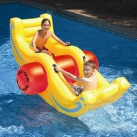 Swimline Sea Saw Rocker Pool Float