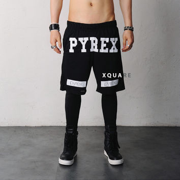 PyreX replica Mesh Gym Shorts
