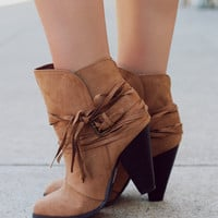 Walking On Sunshine Bootie