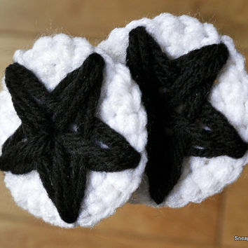 The Perfect Converse Inspired Star Crochet Pattern