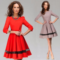 Elegant Sleeve Stylish Work Dress