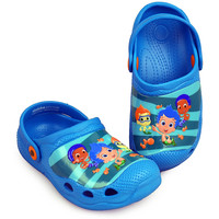 Bubble Guppies Clogs [Blue - Kid's Size 5/6]