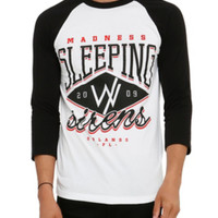 Sleeping With Sirens Madness Raglan