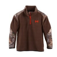 Under Armour Boys Toddler UA Real Tree Warm-Up