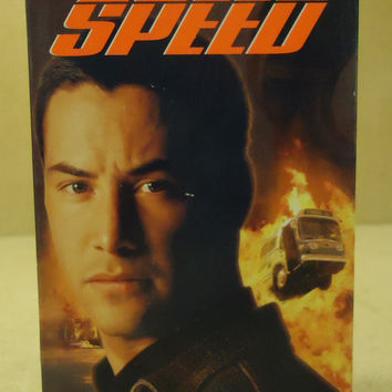 Fox Speed VHS Movie  * Plastic * -- Used