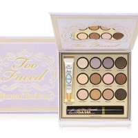Too Faced Shadow Bon Bons Eyeshadow Palette 12 Shadows Candle Insurance Primer Lashgasm Mascara