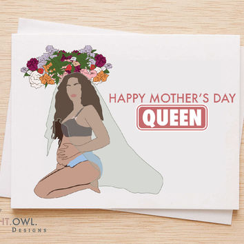 Happy Mother's Day Queen - Beyonce Inspired