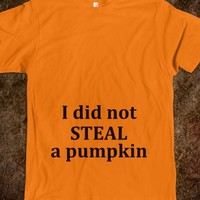 MATERNITY TSHIRT - PUMPKIN BELLY - FONT OVER BABY BUMP