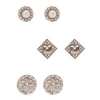 Shop cute, sweet, sassy and edgy stud earring sets | Forever