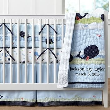 Jackson Nursery Bedding | Pottery Barn Kids