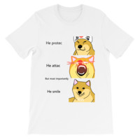 Smile Doggo Tee