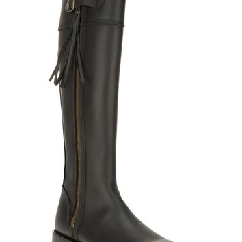 Penelope Chilvers Mid-Calf Tassel Boot