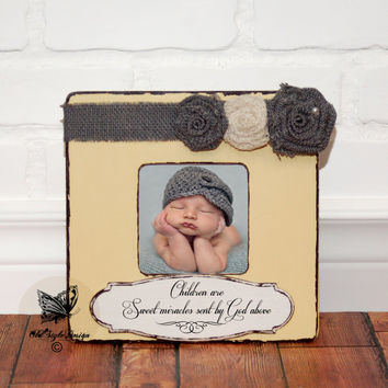 Personalized Godparents Gift Godmother Gift Personalized Picture Frame Personalized Godmother Gift Custom Frame Baptism Gift Godparent