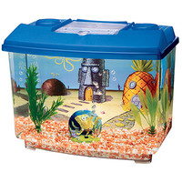 Walmart: Nickelodeon SpongeBob SquarePants Aquarium Kit, 4 gal