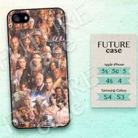 Star Wars iPhone 5 case Star Wars Role iphone 5s case Skywalker iPhone 5c case iphone case iphone 4s case Hard or Soft Case-STW16